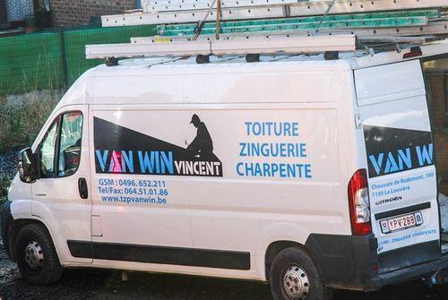 Toitures Van Win- Présentation