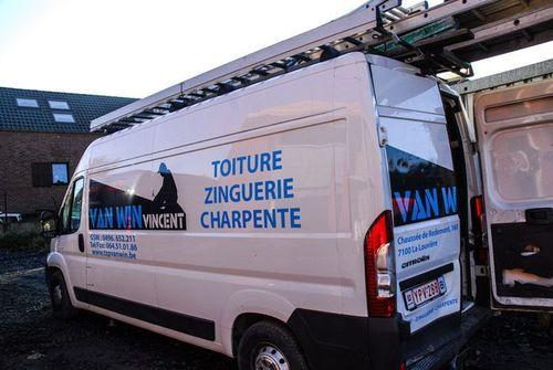 Toitures Van Win - Toiture